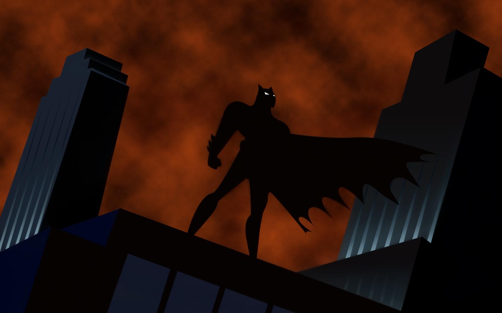 Recuerdos del Hombre Murciélago: Batman, la serie animada