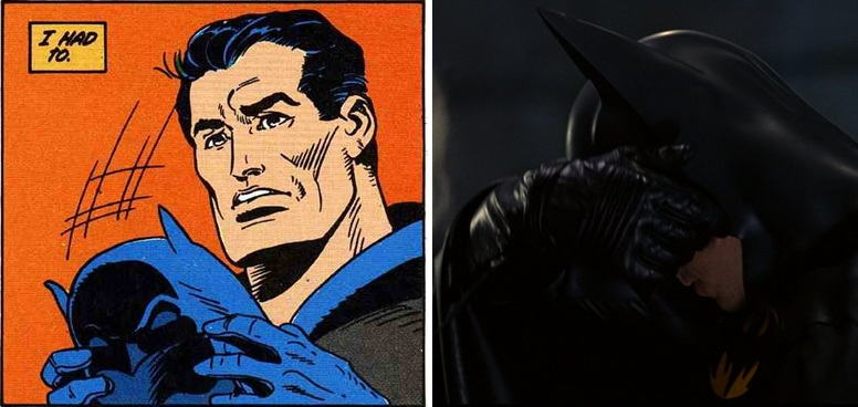 Batman-online 1992 - Returns Influences On Comic Batman