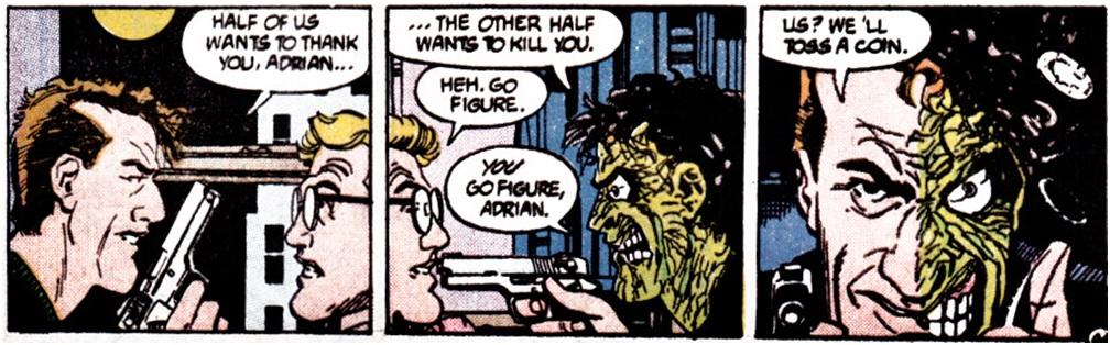Batman Eye of The Beholder in 'eye of The Beholder'