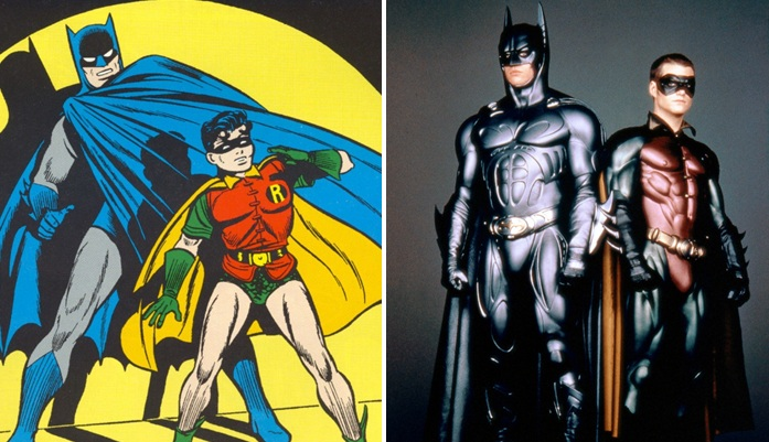 power and influence in batman Watching his parents' murders was a major factor in bruce wayne becoming batman we asked psychiatrists to decode bruce respect while yearning for power.