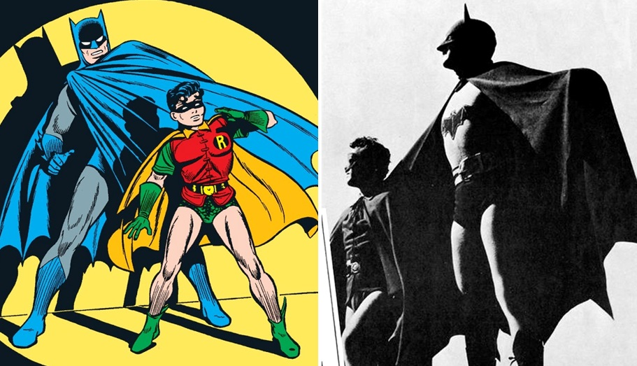 batman and robin 1949 online dating