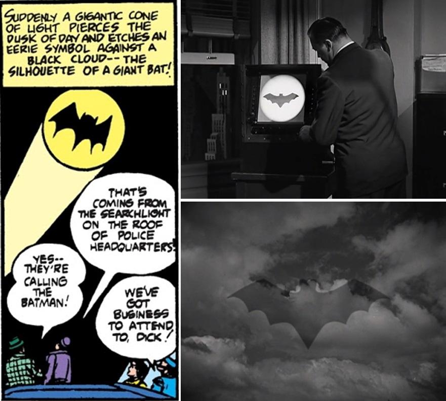 Batman-Online - Batman and Robin (1949) and the Comics